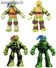 Tmnt - fig artic avec acc