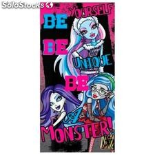 "Toalla Be a Monster"" Monster High"""