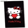 Toalla de playa hello kitty