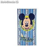 Toalla de playa mickey mouse