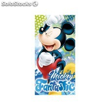 Toalla de playa mickey mouse fantastic