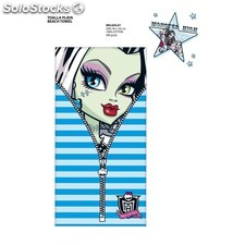Toalla de playa monster high mod. 1