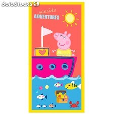 Toalla Peppa Pig Barco 4756 PPT02-4756