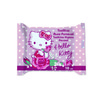 Toallitas aseo personal 10UD hello kitty - brevia - hello kitty - 8410800066298 - Foto 2