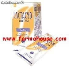Toallitas Lactacyd intimo 10 ud