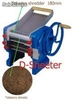 Tobacco shredder / Tobacco shredding machine (tsh180)