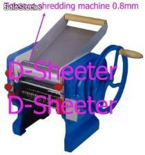 Tobacco shredder (tsh12)