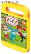 **todo es rosie-Vol 3 Kid box/DVD divisa