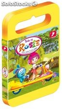 **todo es rosie- Vol.7 Kid Box/DVD div