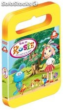 **todo es rosie- Vol.8 Kid Box/DVD div