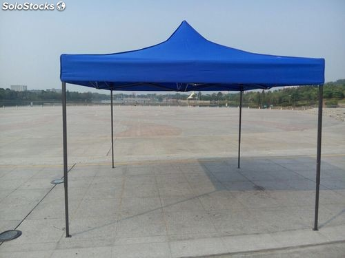 Toldo plegable fierro negro carpa impermeable toldo por mayor venta en chile productos chile for Toldos impermeables