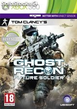 Tom clancy's ghost recon future soldier (Xbox 360)