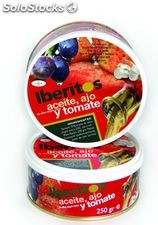 Tomate, huile d'olive et ail Iberitos (250g)
