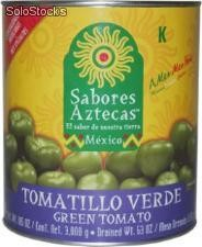 Tomatillo verde entero 6/3100