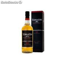 Tomatin single malt whisky 12 yo // whisky escocés