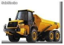 TOMBEREAUX ARTICULES JCB