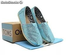 Toms Espadrillas Lotto originale in Cina ordine minimo 500 paia