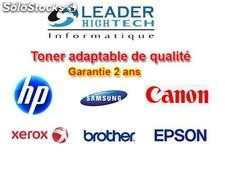 Toner adaptable de qualite et garantie