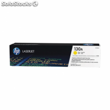 Toner amarillo hp nº130a - 1000 paginas - compatible con color
