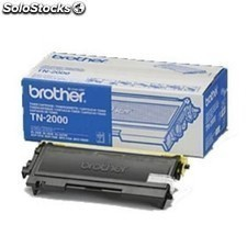 Toner brother negro 2500 paginas para brother laser mono hl-2040