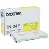 Toner brother tn-04 6600 paginas amarillo