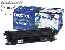 Toner brother tn-135bk hl-4040cn/4050cdn/4070cdw dcp-9040/9045 mfc-9440/9840