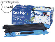 Toner brother tn-135c hl-4040cn/4050cdn/4070cdw dcp-9040/9045 mfc-9440/9840
