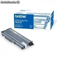 Toner BROTHER tn-2110 1500 paginas negro