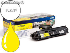 Toner brother tn-321y hll8250cdn / hll8350cdw amarillo 1500 pag