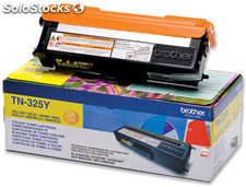 Toner brother tn-325y amarillo -3,500pag- hl-4140cn hl-4150cdn hl-4570cdw
