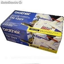 Toner brother TN130Y amarillo 1500 P�ginas shl-4040CN/ hl-4050CDN/ hl-4070CDW/