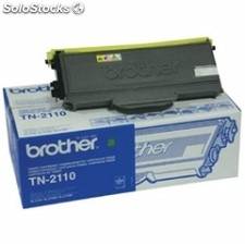 Toner brother TN2110 negro 1500 páginas