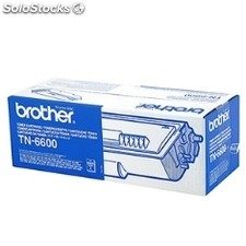 Toner brother TN6600 negro 6000 P�ginas fax-8360P