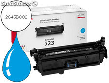 Toner canon laser crg 723 cyan 5000 pag