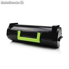 Toner comp. Lexmark MS310´MS410´MS510´MS610 negro 50F2H00´502H 5.000 pag.