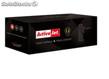Toner compatible hp CB542A activejet amarillo