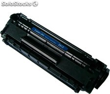 toner hp 2612a/fx 9/fx10 color negro (reman.) PEC03-2262