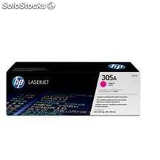 Toner hp 305a ce412a magenta 2600pag laserjet pro 300 m351a, 300 mfp m375nw, 400