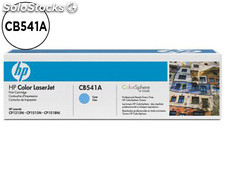Toner hp CB541A color laserjet CP-1215/CP-1515/CP-1518 cian with colorsphere