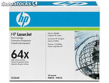 Toner hp CC364X laserjet P4015 P4515 with smart printing tecnology -24.000PAG-