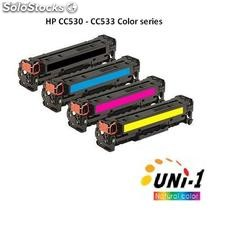 Toner hp cc530 / cc533 compatible
