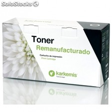 Toner karkemis reciclado brother laser tn-245Y amarillo 2.200 pag. Rem.