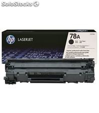 Toner laser negro 2100pag hp ce278a