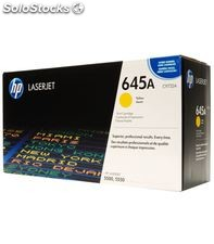 Toner laserjet amarillo 12000 c9732a hp color 144088