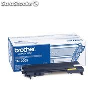 Toner negro laserjet hl-2035 tn-2005 brother