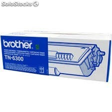 Toner original Brother TN-6300 / TN6300 negro