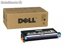 Toner original DELL 3110 / 3115 cyan (CT350449) 593-10214