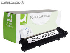 Toner q-connect compatible brother tn-230bk -2.200pag-