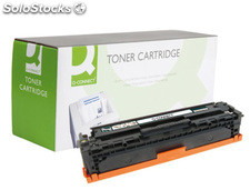 Toner q-connect compatible hp CE320A para color laserjet P1525N /1525NW