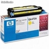 Toner q6472 yellow compativel